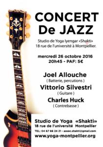 concert: Joel Allouche- vittorio Silvestri